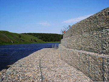 格宾网河堤防护