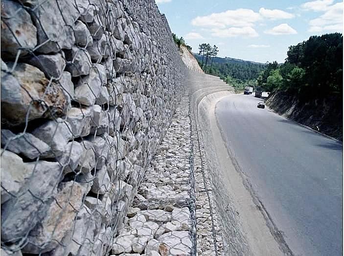 格宾网公路防护