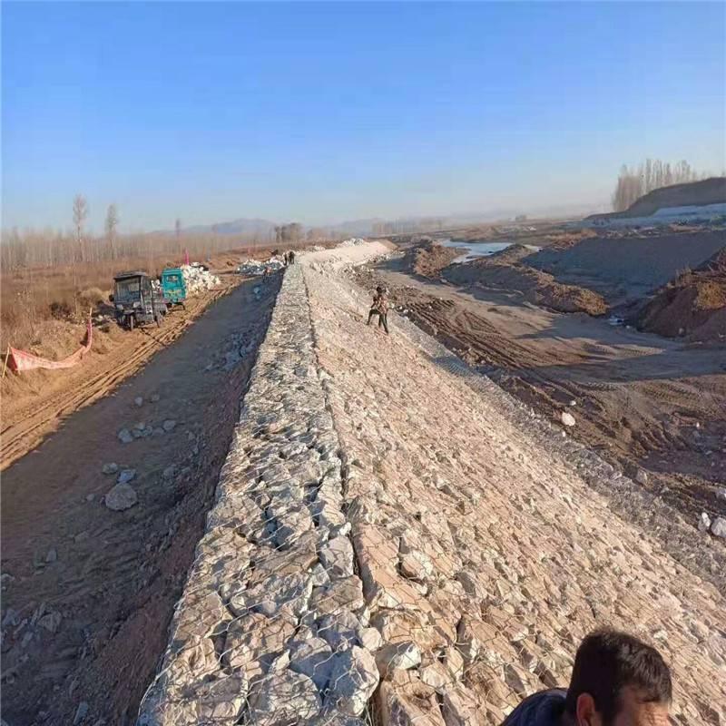 河道护坡铁丝网