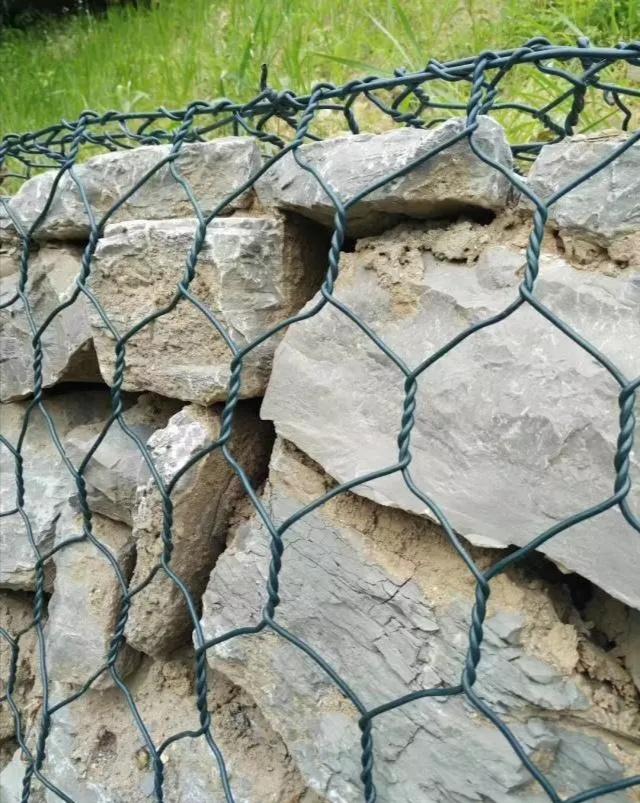 工程案例-福建莆田湘溪安全生态水系建设格宾石笼工程